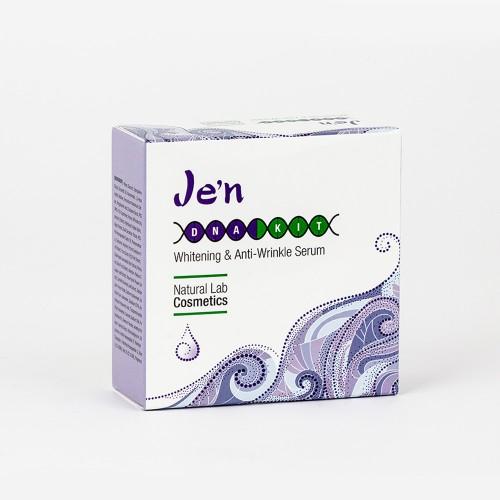 Je'n DNA Kit Whitening & Anti-Wrinkle Serum