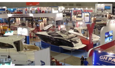 Выставка Korean International Boat Show 2014, 12-15 июня